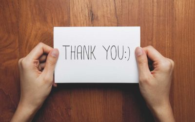 9 Tips to Help Nonprofits Send Excellent Donor Thank You Letters