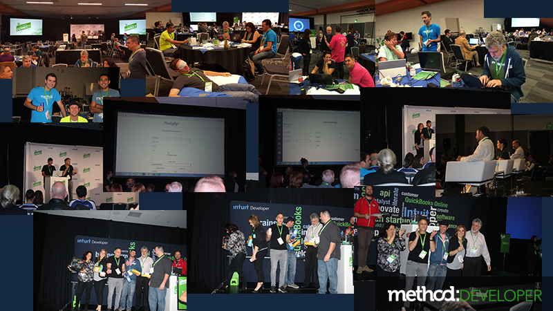 Method CRM at QuickBooks Connect hackathon 2015