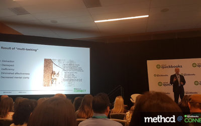 The Art of Extreme Productivity: Joe Woodard at QuickBooks Connect
