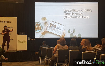 Building Your Digital Brand: Lindsay Williams at QuickBooks Connect
