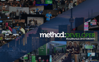Join Method:CRM at the Intuit Small Biz Hackathon!
