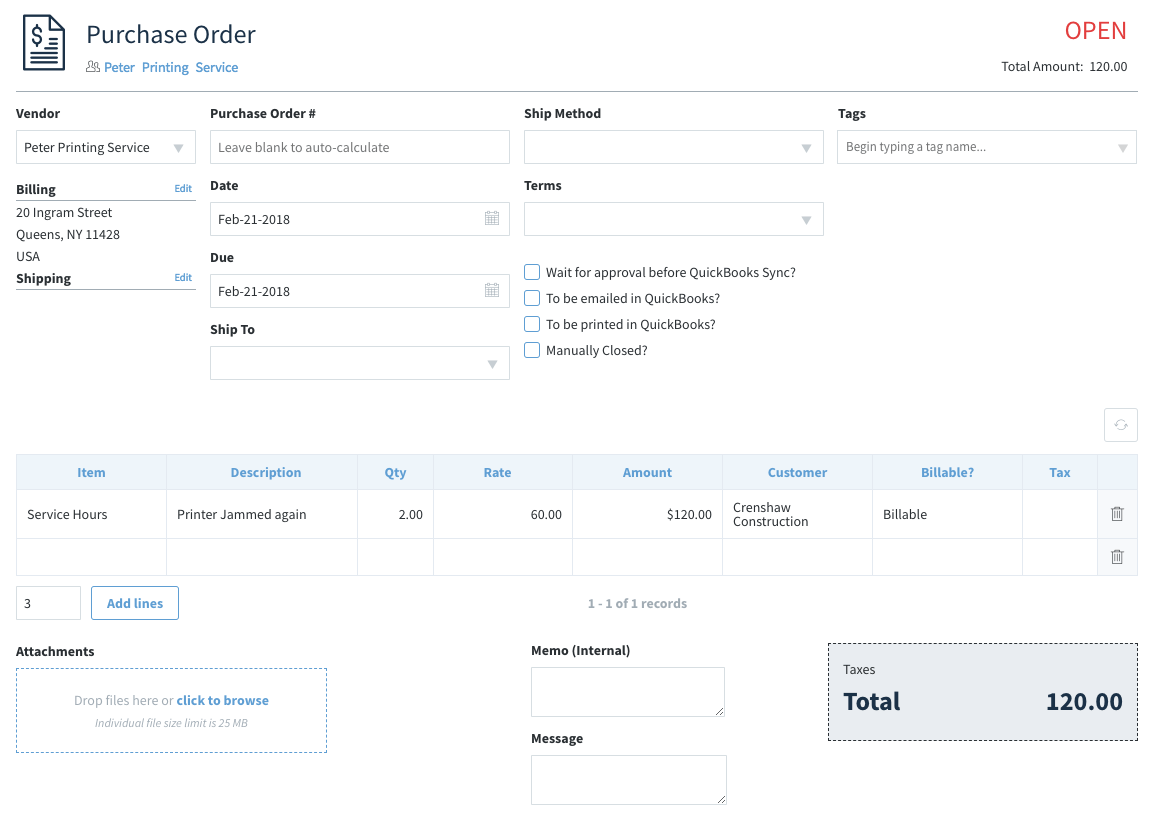 MailChimp Integration with Method:CRM