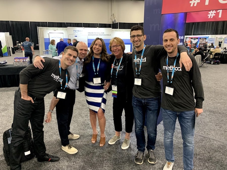 Method CRM team at Scaling New Heights 2019