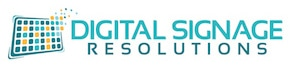 Digital Signage Resolutions logo